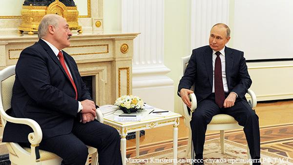 Путин предложил Зеленскому приехать в Москву