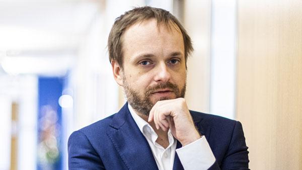 Новый глава МИД Чехии Якуб Кулганек