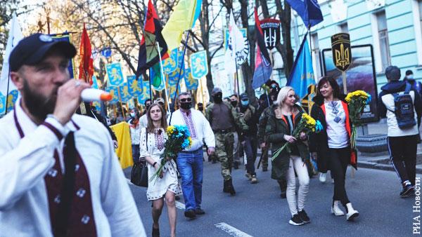 Погребинский: Украинским нацистам еврей-президент не помеха