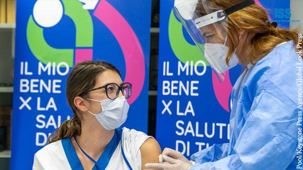 В мире: Российская вакцина впервые спасла целую страну от коронавируса