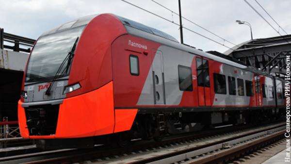 РЖД запустили поезда Ласточка между Москвой и Минском