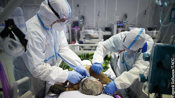 В России выявили 7,6 тыс. новых случаев коронавируса