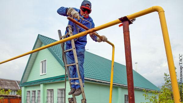 За подведение газа к забору до последнего момента просили сотни тысяч рублей