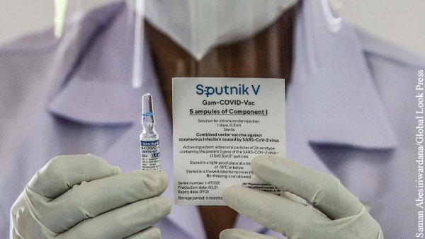 РФПИ опроверг заявления о тупике в переговорах с Германией по Спутнику V