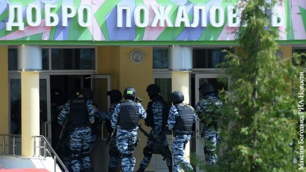 Трагедия в Казани должна изменить правила продажи оружия