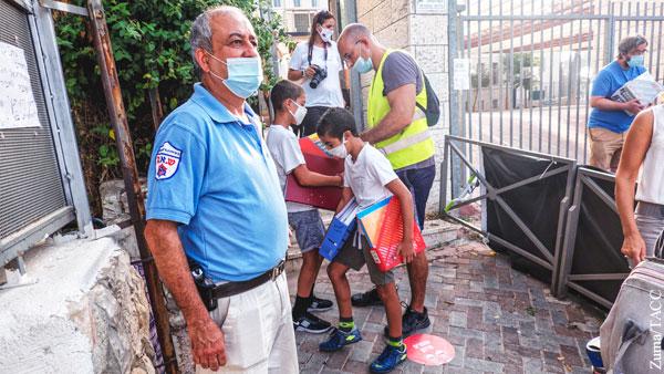 Эксперт рассказал о системах безопасности в школах Израиля