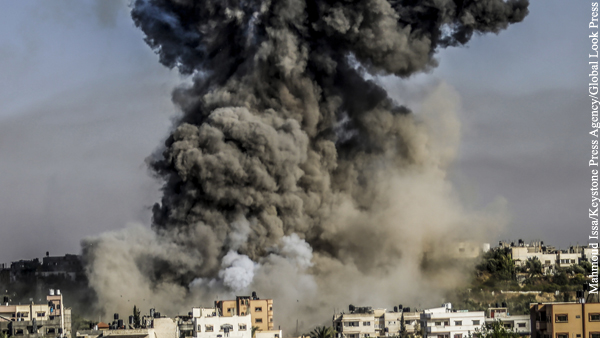 Израиль решил расширить военную операцию в секторе Газа