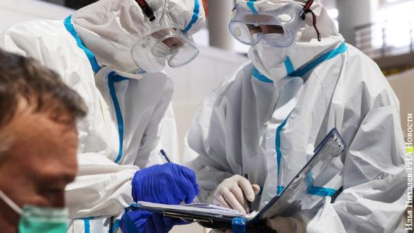 В России выявили 8,2 тыс. новых случаев коронавируса