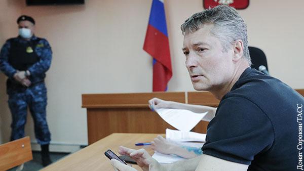 Арестован экс-мэр Екатеринбурга Ройзман