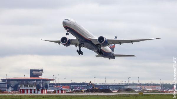 Россия возобновила авиасообщение с пятью странами