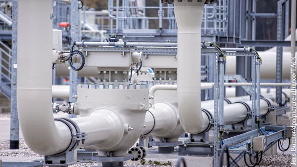 США отказались вводить санкции против оператора Северного потока  2