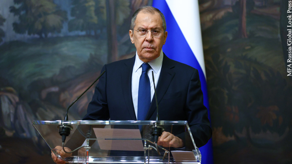 Лавров рассказал о результатах встречи с Блинкеном в Рейкьявике