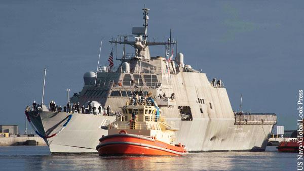 В мире: Зачем США ускоренно избавляются от новых боевых кораблей