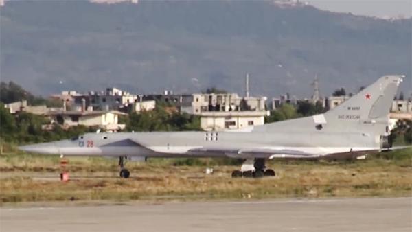 Эксперты объяснили значение базирования Ту-22М3 в Сирии