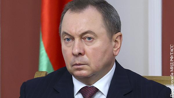 Минск заявил о провокациях российских олигархов