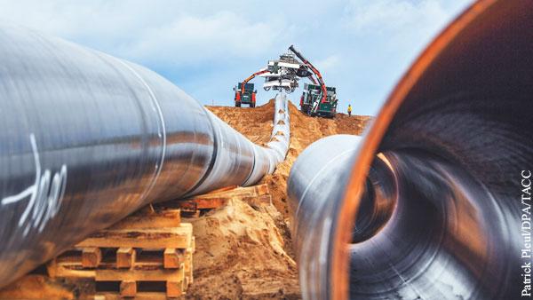 В мире: Газовые интересы России в Европе обеспечит газопровод в Азии