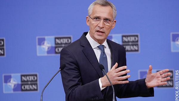 Генсек НАТО объяснил причину отказа Украине и Грузии на участие в саммите альянса