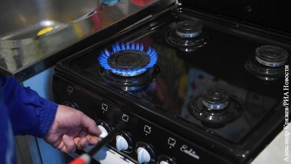 Госдума приняла поправки Единой России в закон о бесплатной газификации