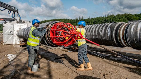 В мире: Дания лишила Польшу козыря в торге с Газпромом