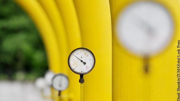 США захотели продления транзита газа через Украину в ЕС на много лет