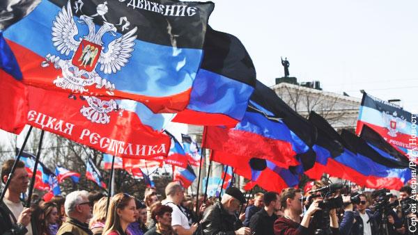 Грызлов назвал истинные цели Киева в Донбассе