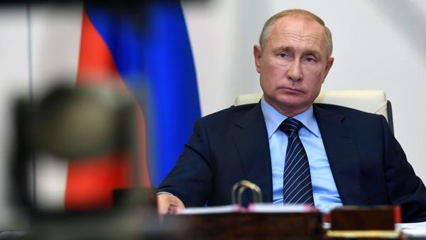 Путин оценил состояние отношений России и США