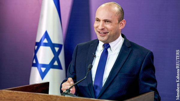 Эксперт оценил перспективы нового правительства Израиля