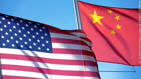 США собрались развернуть в Тихом океане группу кораблей против Китая