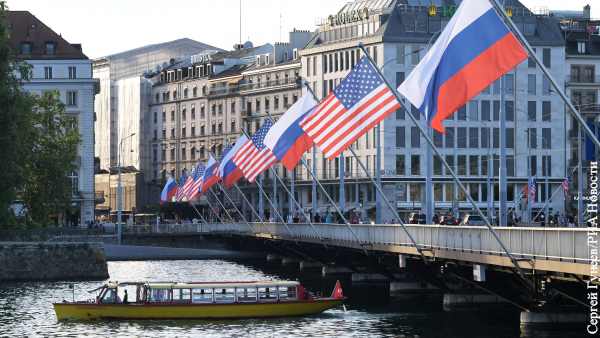 МИД показал подготовку Женевы к саммиту Путина и Байдена