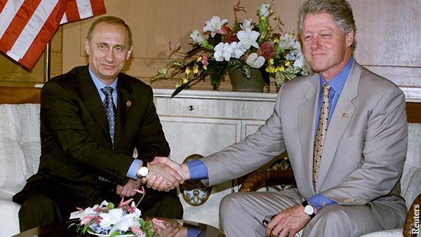 В мире: Как проходили первые встречи Путина с президентами США