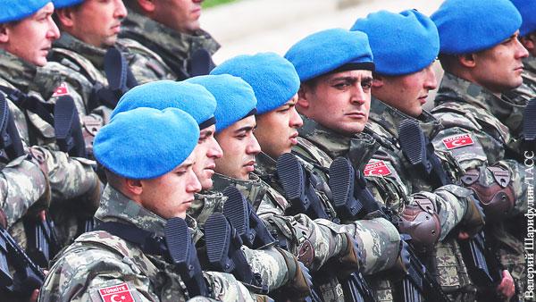 Де-факто турецкие военные давно обосновались в Азербайджане