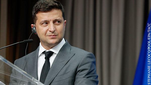 Киев раскрыл «тему номер один» на переговорах Байдена и Зеленского