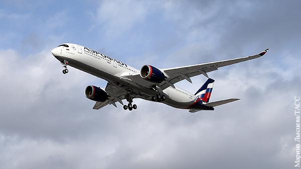 Россия возобновляет авиасообщение с США и Турцией