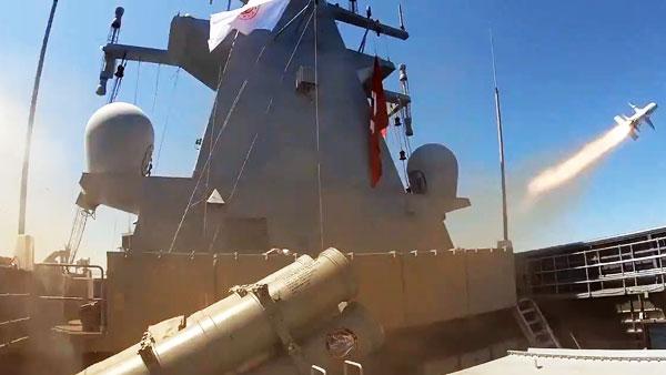 Турция провела испытания высокоточной противокорабельной ракеты