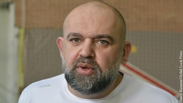 Коллеги объяснили решение Проценко участвовать в выборах в Госдуму