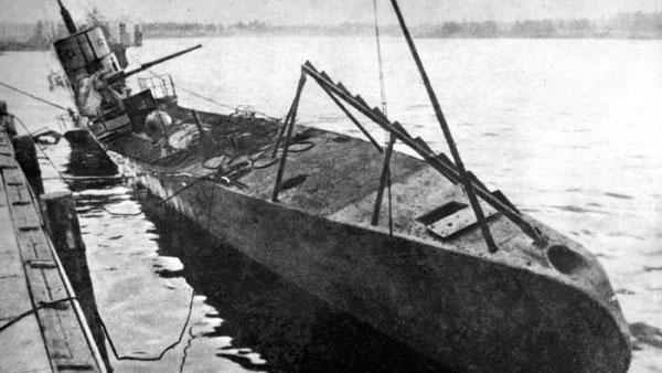 Главными жертвами начала Великой Отечественной на море стали советские подводные лодки
