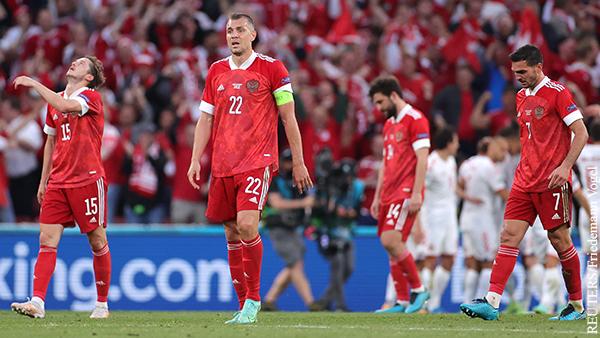 Мнения: Футбол в России надо заменить лаптой и городками