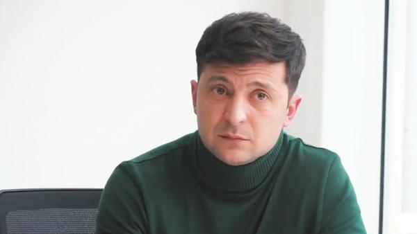 Зеленский не исключил референдум о разрыве Украины с Донбассом