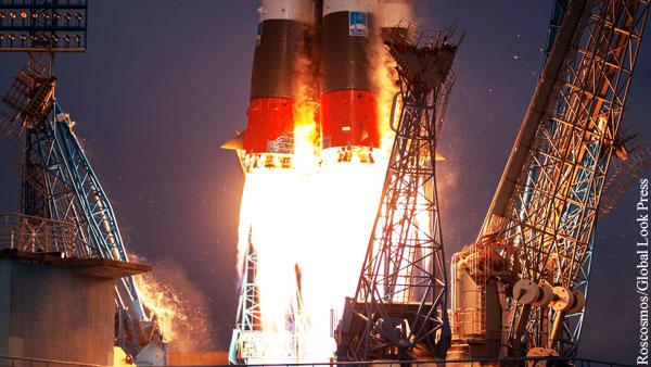 Союз2 вывел на орбиту новейший спутник Минобороны