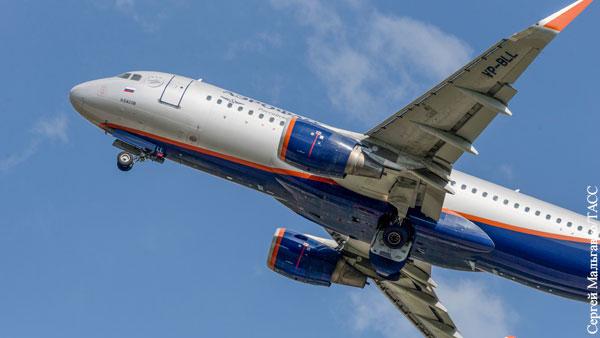 Стало известно о возможной отмене половины рейсов на курорты Краснодарского края