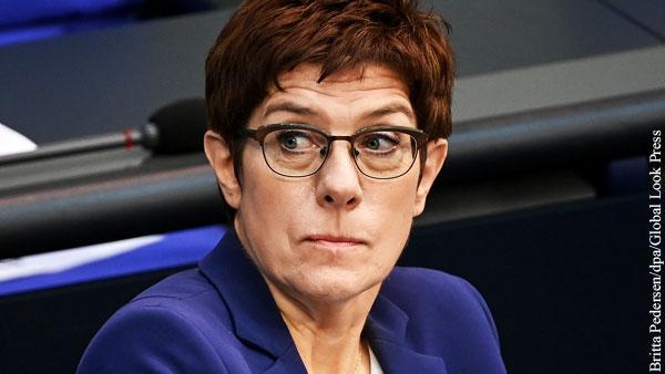 Германия объяснила переговоры с США по Северному потоку  2 заботой об Украине
