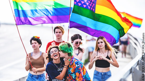 Мнения: Геям-водопроводчикам неловко от назойливости ЛГБТ-движения