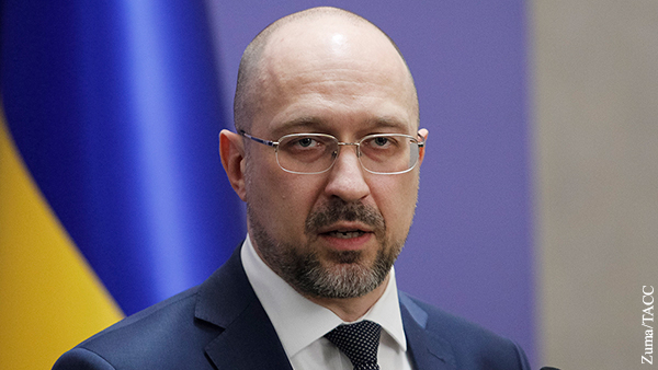 Премьер Украины: Северный поток  2 не будет завершен