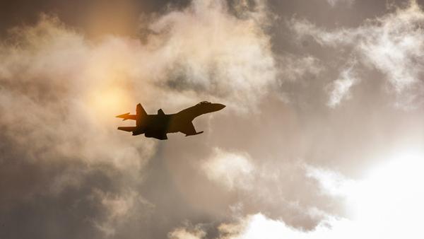 Российский истребитель сопроводил самолет-разведчик Франции над Балтикой