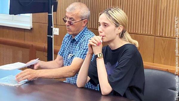 Сбившая детей москвичка запретила рассказывать об условиях ее содержания в СИЗО