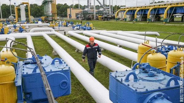 Нуланд: Германия обязалась продлить транзит российского газа через Украину до 2034 года