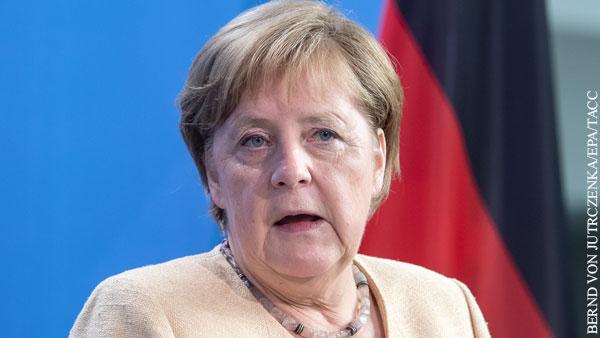 Кремль: Меркель проинформировала Путина о соглашении с США по Северному потоку  2