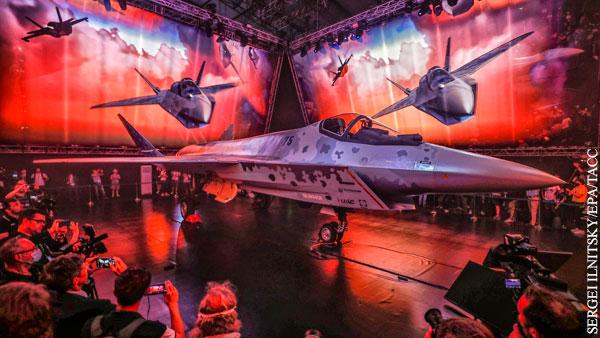 Истребитель Checkmate может никогда так и не стать Су-75