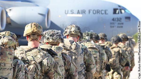 США назвали срок прекращения участия в военных операциях в Ираке