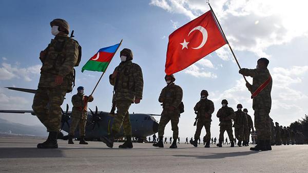 Эксперт оценил перспективы создания «тюркской армии» Турции и Азербайджана